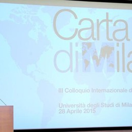 Expo, le Fondazioni bancarie firmano la Carta di Milano