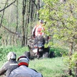 Quad nei boschi a Solto Collina Il sindaco Esti finisce a processo