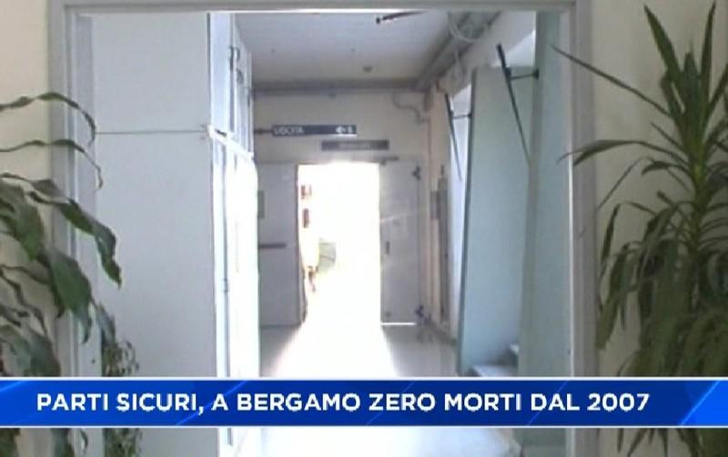 ospedale di bergamo, zero decessi durante il parto dal 2007 - video - Sala Parto Ospedale Papa Giovanni Xxiii Bergamo