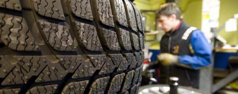 Problemi per Giti e Continental News sul Web: ritirati pneumatici difettosi