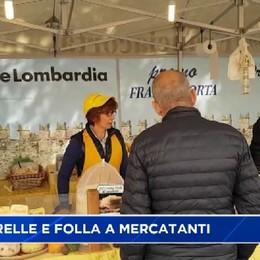 Bergamo, oggi l'inaugurazione di Mercatanti in Fiera.