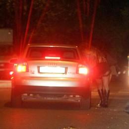 Sequestra, violenta e rapina  prostituta Arrestato un 40enne clandestino