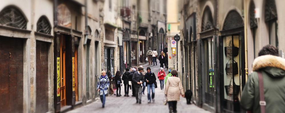In Città Alta 50 alloggi comunali sfitti Palafrizzoni: «Diamoli agli studenti»