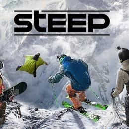 Steep, sport estremi tra le vette delle Alpi