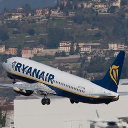 Ryanair, boom dell'Orio-Napoli I voli aumentano da 3 a 4 al giorno