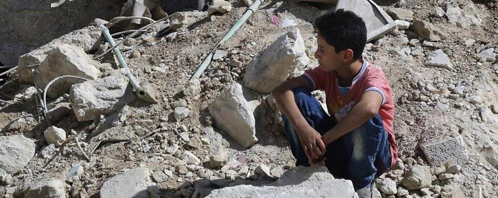 Battaglia di Aleppo Le stragi e il realismo