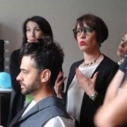 Da Gazzaniga al reality di Sky Cinzia sfida i migliori lookmaker