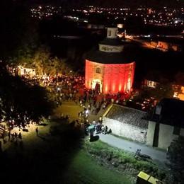 Il Touring  premia la Valle Imagna Almenno conquista la bandiera arancione