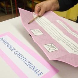 Referendum, l'analisi a Bergamo -mappe Il  Sì  coi moderati, il No  dei 5 Stelle