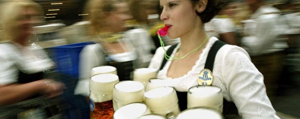Siete pronti per la birra e il Bayern? Da fine marzo si vola da Orio a Monaco
