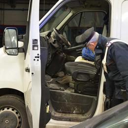 Barbata, trovato in coma sul furgone L'artigiano è morto in  ospedale