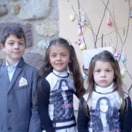 Arriva la Pasqua, famiglie in festa A Colarete si prepara... l'albero