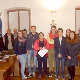 Gandellino premia l'impegno  dei suoi giovani studenti