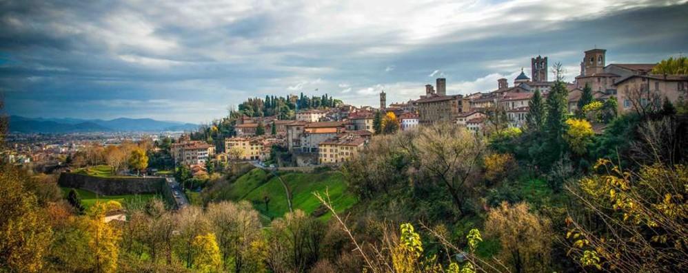 Case da sogno in vendita La «fuga» dai Colli di Bergamo ...