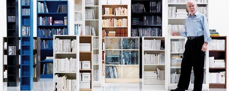 morto il signor billy di ikea lundgren invent la famosa libreria cronaca svezia