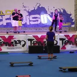 Fitness e wellness alla Fiera di Bergamo