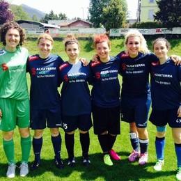 Un calcio in rosa alla sordità La Nazionale femminile è made in Bg