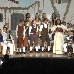 Appassionare i giovani all'Opera Sabato sera la «Carmen» a Gorno