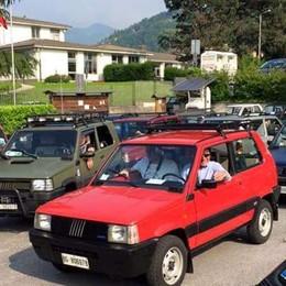 Avete una «vecchia» Panda 4x4? Giovedì vi aspettano in Val Gandino