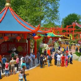 Gardaland, hotel tematizzato E la Kung Fu Panda Academy