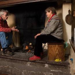 Il libraio che lasciò la città per Ornica Seghezzi e la moglie tra natura e  pace