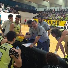 Basket A2, Roma fuori Bergamo torna in pista