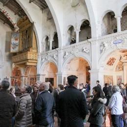 Bergamo regina del «Luoghi del Cuore» Chiesa di Almenno seconda in Italia