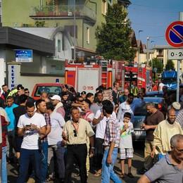 Gandi: «Prevaricazione non   ammessa» Ribolla: gente non benvenuta a Bergamo
