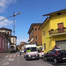 Rapina alle Poste di Cenate Sopra Mille euro, crisi di panico per due donne