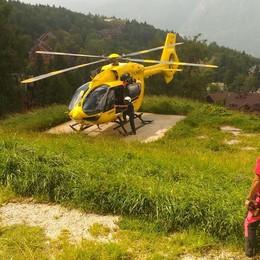Cade in un dirupo mentre cerca funghi In Val Camonica muore 47enne di Castro