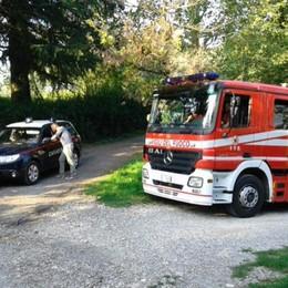 Viadanica, finisce con la jeep nel dirupo Elicottero per soccorrere un 75enne