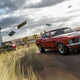Forza Horizon 3:  l'Australia ti fa bella
