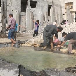 La Siria e il Papa coscienza e giustizia