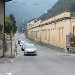 Il semaforo resta acceso a Colzate Val Seriana, domenica traffico in tilt