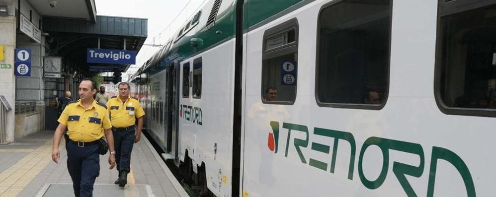 Treviglio: guardie armate in stazione  Dovrebbero arrivare anche a Bergamo