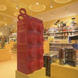 Percassi apre il  Lego Store a Torino E tra poco tocca anche a Orio – Foto