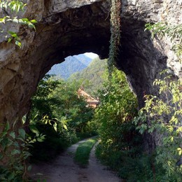 Da Almé a Zogno in bici sull'ex ferrovia Il progetto c'è, caccia ai fondi - Foto