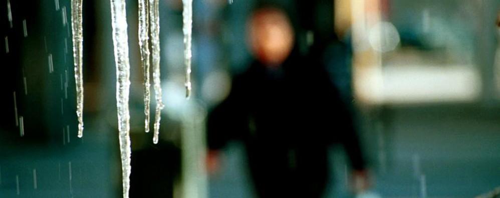 Allerta meteo per giovedì Neve e soprattutto gelate in pianura