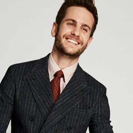 Traiano, l'abito va in lavatrice - Video Nuovo brand che parte da Carvico