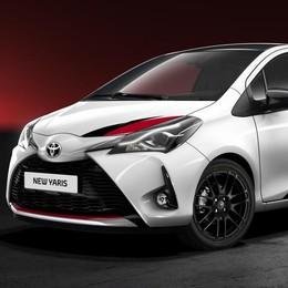 Al Salone di Ginevra la Toyota Yaris sportiva
