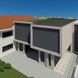 Lezioni all'aperto alle scuole medie Il sindaco di Lurano lancia l'idea