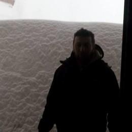 Da tre giorni al lavoro nella neve «Salvo le famiglie rimaste isolate»