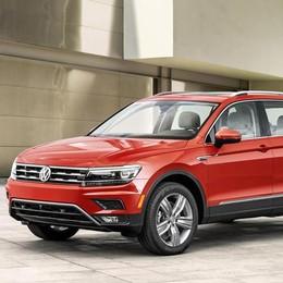 Volkswagen Tiguan si allunga Arriva la versione Allspace