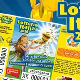 Ranica, festa per la Lotteria Italia A Bergamo  vinti 5 milioni di euro