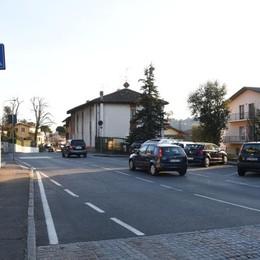 Ponteranica, divieto fantasma e furbetti La strada-scorciatoia diventa pericolosa