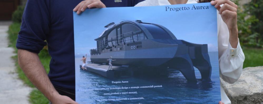 Ecco la barca del futuro Non può andare a fondo