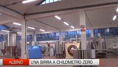 Abbazia di Albino - Una birra a chilometro zero
