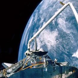 Tuffo nello spazio in 3D a Orio Proiezione gratuita di un filmato Nasa