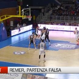 Basket, Remer Treviglio-Tortona 71-81