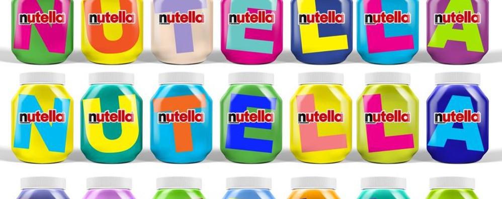Nutella punta sull'alfabeto Al via una nuova personalizzazione